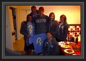 Image of Group of Paddlers Wearing AG79 Clothing Line