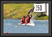 Image of Ryan and Hugues in K2 200M at World Cup 2 (May 2011)