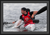 Image of Ryan and Hugues in K2 200M at World Cup 3 (May 2011)