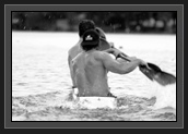 Image of Ryan and Hugues Training in France. Photo by: Greg Redman