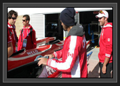 Image of Ryan, Hugues and Team Getting the Boats Ready at the 2011 Pan Am Games