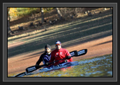 Image of Ryan and Hugues Training in Colorado (Photo By: Greg Redman)