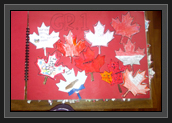Image of Page of Booklet from Grade 1 Students from St. Ambrose School in Calgary, Alberta